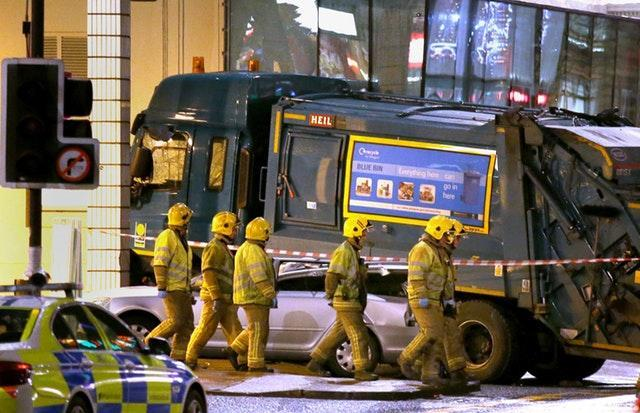 Glasgow bin lorry disaster case opens in Court of Session