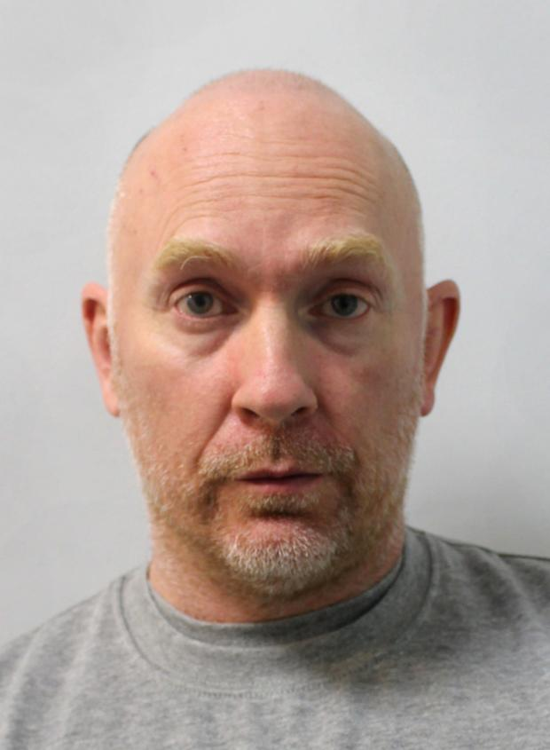 Glasgow Times: Former Metropolitan Police Officer Van Cousins.  (PA)