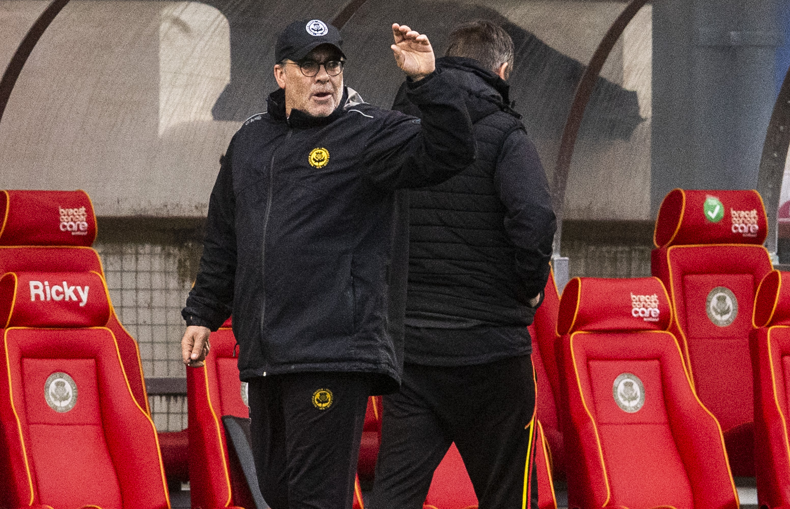 Ian McCall to put sentiment to one side as Ayr come to Firhill