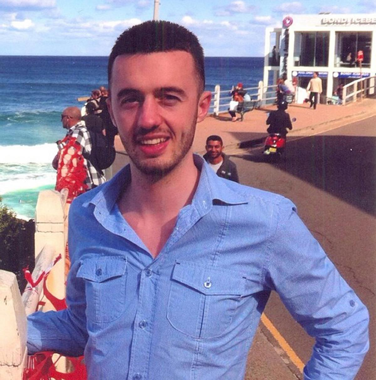 Craig Mallen was on holiday in Spain in 2012 when the tragedy occurred.