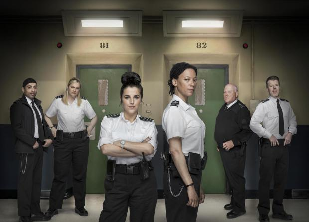 Glasgow Times: Photo: Stunning cast includes Dairy Girls star Jamie Lee O'Donnell