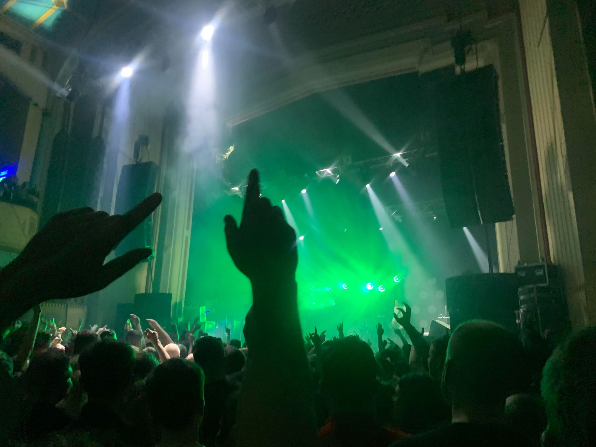 Review of Kasabian gig at Glasgow O2 Academy