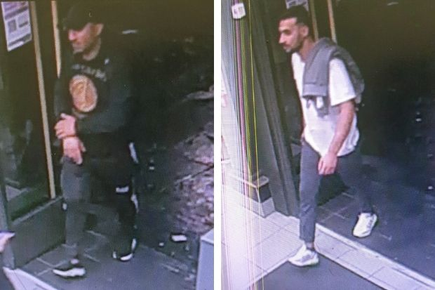 Do you know them? Police release CCTV images after assault near Glasgow car park