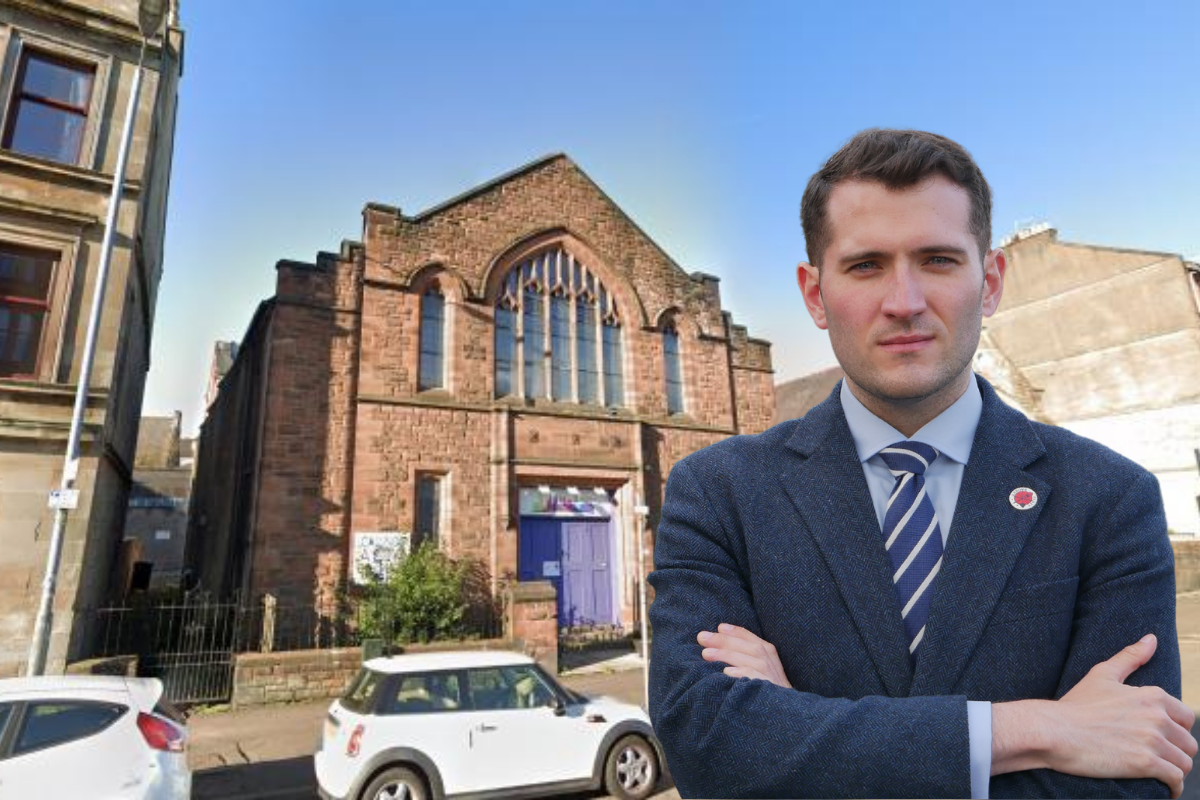 Paul Sweeney MSP urges Partick Baptist Church in Glasgow to reconsider