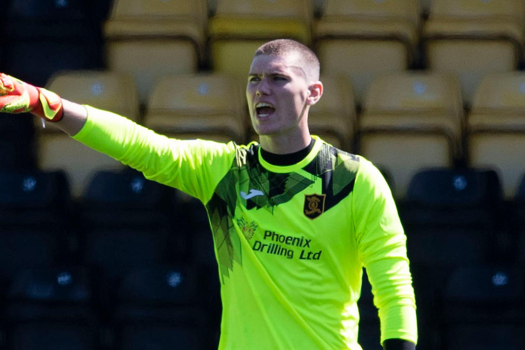 Livingston goalkeeper Daniel Barden diagnosed with testicular cancer