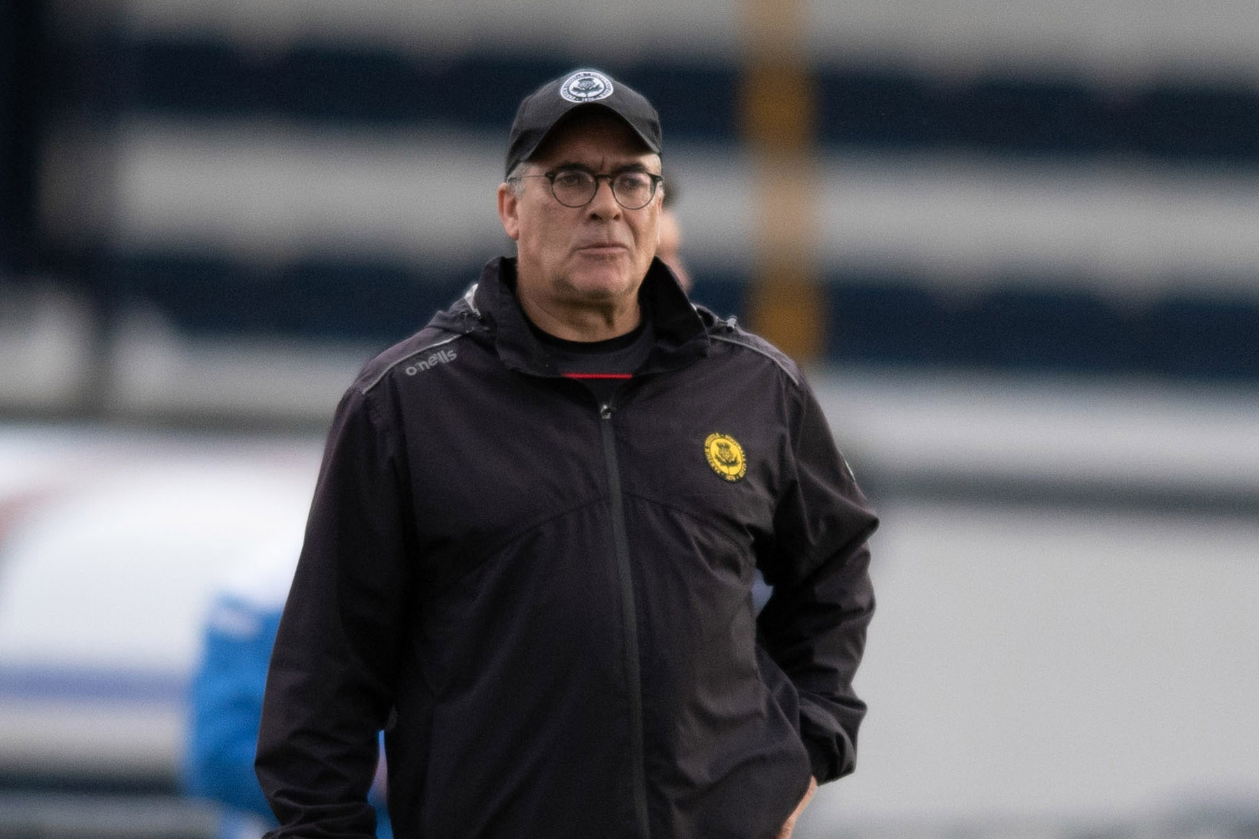 McCall disappointed with Thistle's off-day after being held by Dunfermline