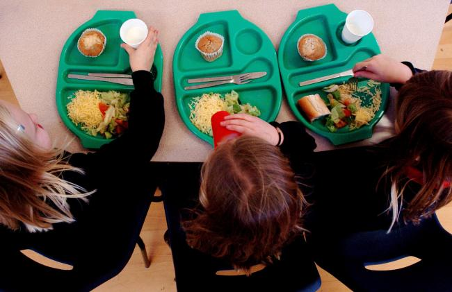 Council accused of 'playing politics' after denying pupils school meal discount