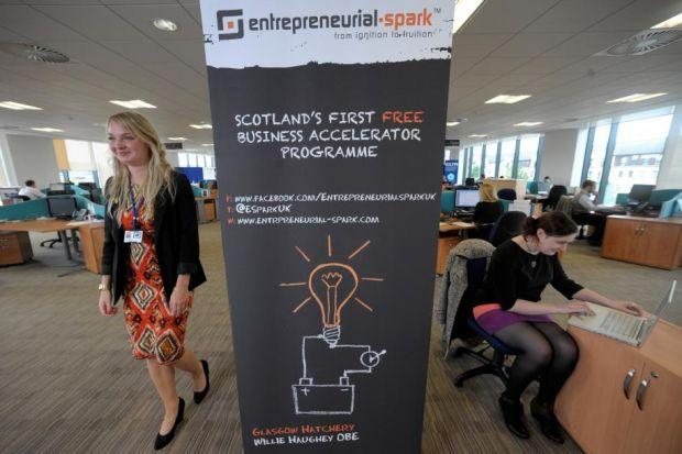 We meet the bright sparks of Glasgow business