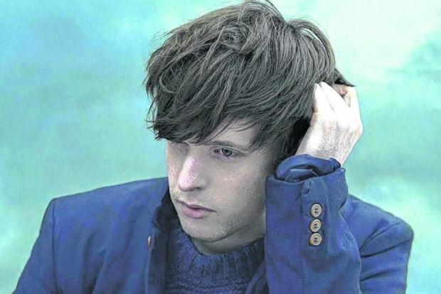 James Blake appears at The Arches on Thursday