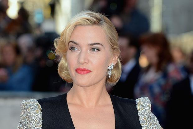 Immaculate: Kate Winslet