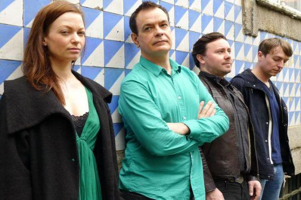 David Gedge brings the current Wedding Present line-up to Glasgow on Friday