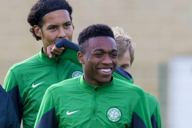 Darnell Fisher made a superb first competitive start for Celtic