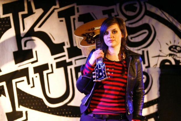 Amy Macdonald at King Tut's in 2009