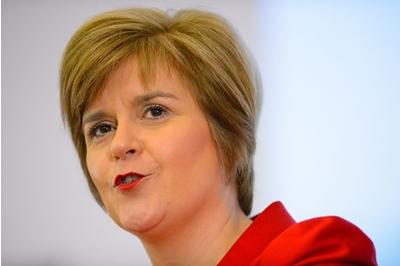 Sturgeon: momentum is with the Yes campaign