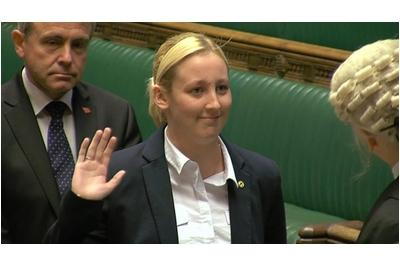 Campaigners call on Scots academic to apologise for describing SNP MP Mhairi Black 'a slut'