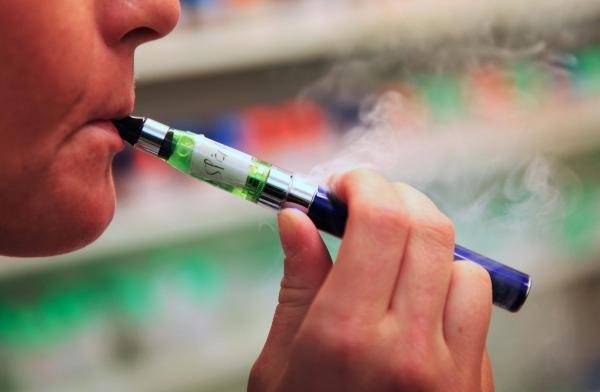 It was suggested that some pupils use e-cigarettes to dupe their parents