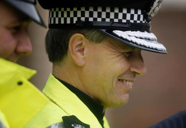 Sir Stephen House has announced his decision to quit early as Chief Constable in three months' time
