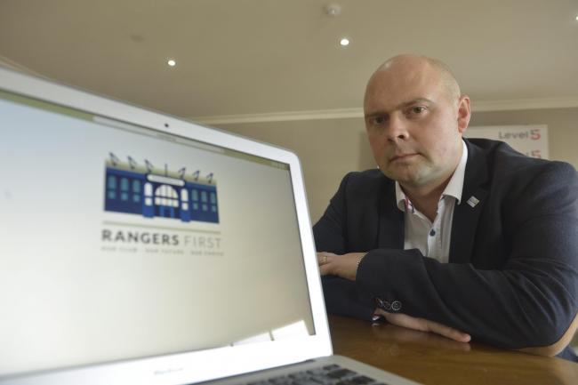 Rangers First director Ricki Neill