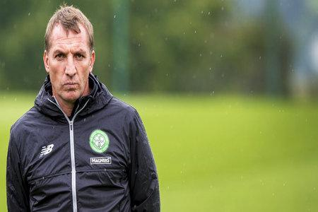 Glasgow Times: Celtic manager Brendan Rodgers favours the pro-active approach to life and to football
