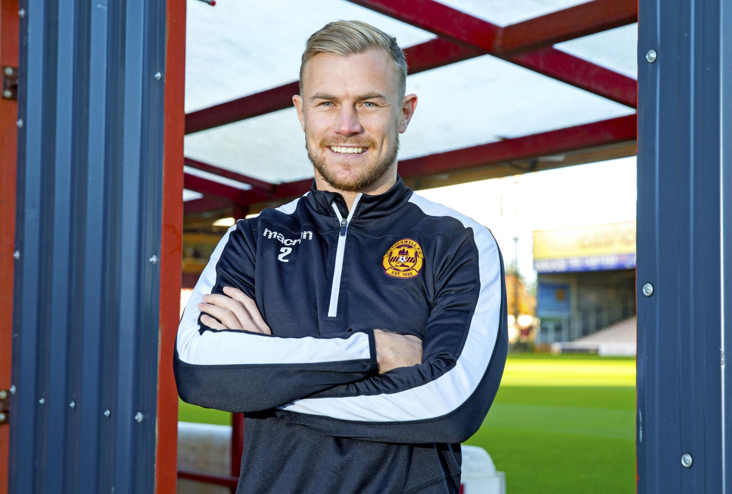 New St Mirren ace Richard Tait disappointed with manner of Motherwell exit