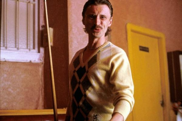 Glasgow Times: Robert Carlyle is best known for his role in Trainspotting