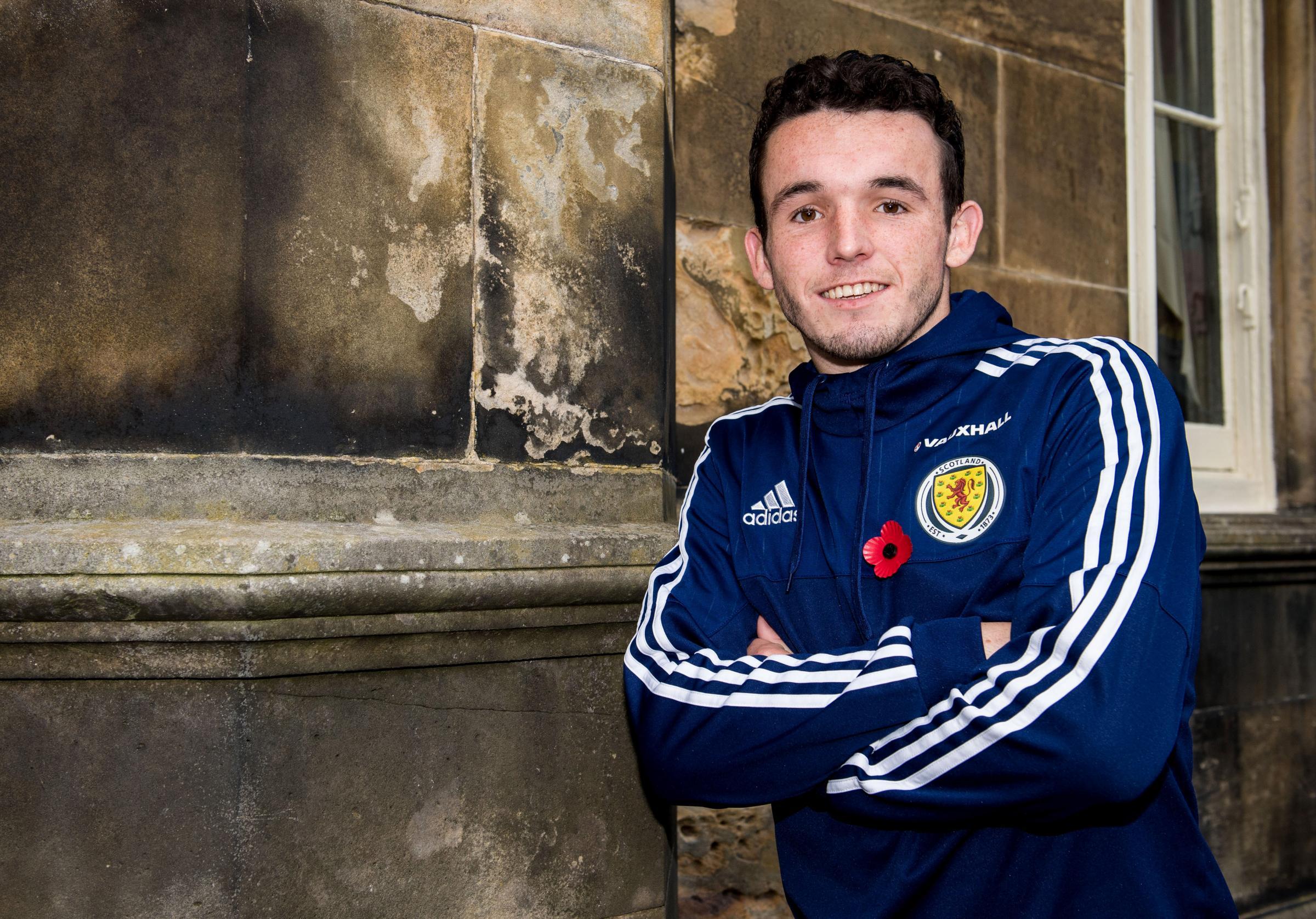 Euro 2020: John McGinn congratulates Clydebank school kids after teachers let them watch first Scotland clash