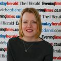 Glasgow Times: Photograph of the Author