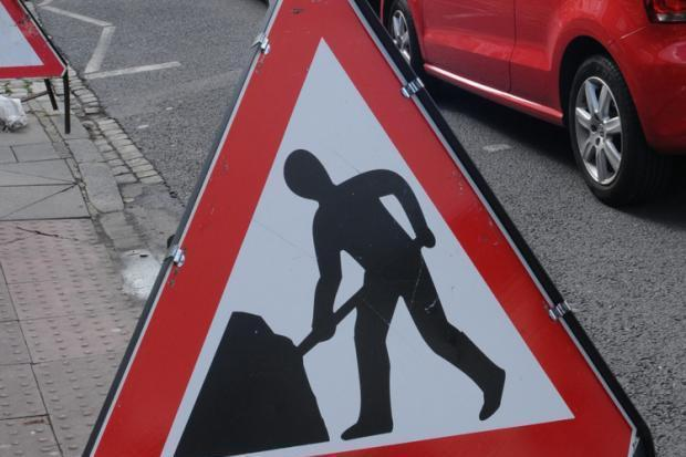 Delays expected as resurfacing works to close north Glasgow road during June