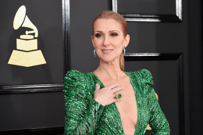 Céline Dion to return to Glasgow after 21-year absence (Credit: Getty Images)
