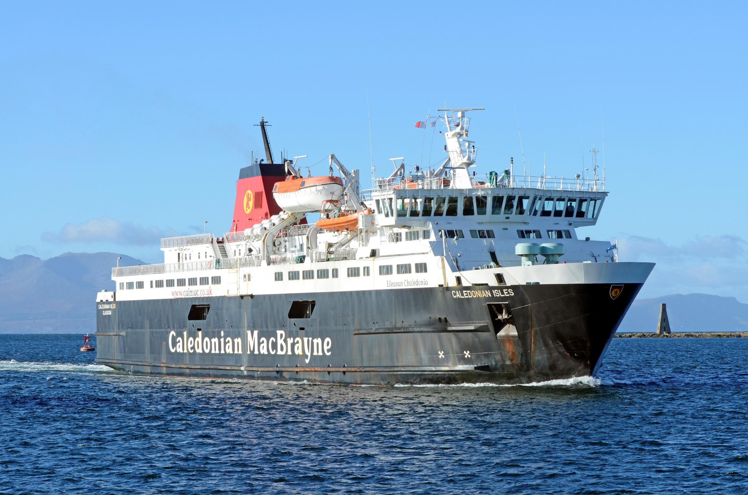 CalMac cancel raft of services amid storm chaos