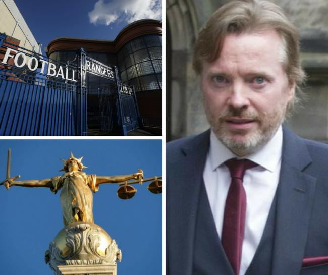 Former Rangers owner Craig Whyte appears to create social media account ahead of fraud trial