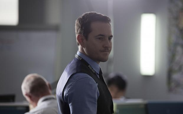 Glasgow Times: Gritty cop role all in the line of duty - Martin Compston