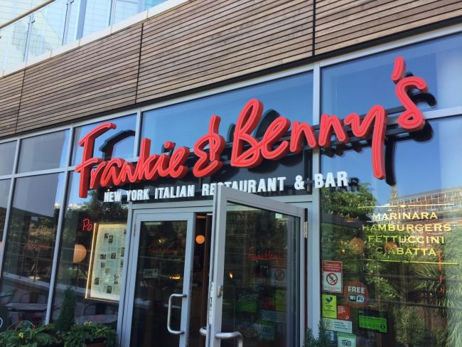Jail for Frankie & Benny's diner who feasted for six hours - then refused to pay