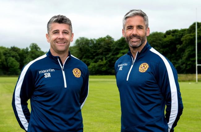 Motherwell assistant Keith Lasley admits he's surprised to see Stephen Robinson still at Fir Park