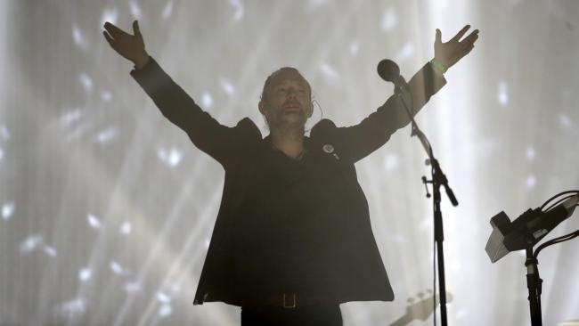 Radiohead star Thom Yorke to play a show in Glasgow in June