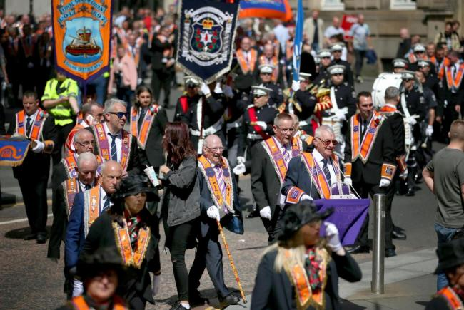 The walk takes place on Saturday (Credit: Jane Barlow/ PA Wire)