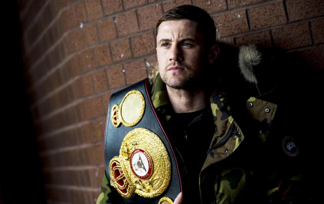 Ricky Burns to face Anthony Crolla in Manchester lightweight fight