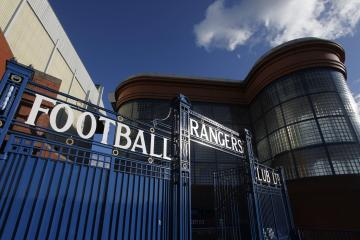 Police say no report of break-in at Rangers' Ibrox Stadium despite video of Celtic fan in ground