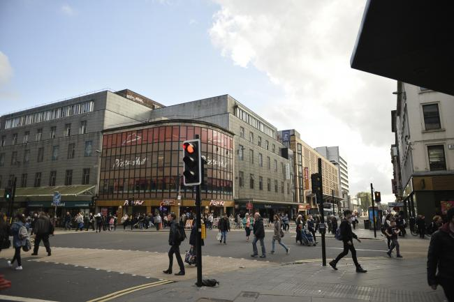 A grooming ring is being probed at Glasgow's four corners