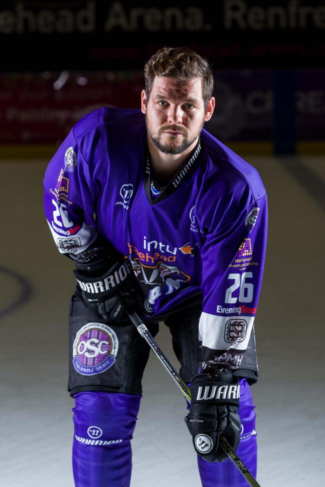 Braehead Clan ace: Take a knee wouldn't happen in ice hockey