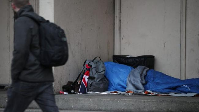 Glasgow urged to help homeless this winter as number of rough sleepers soars