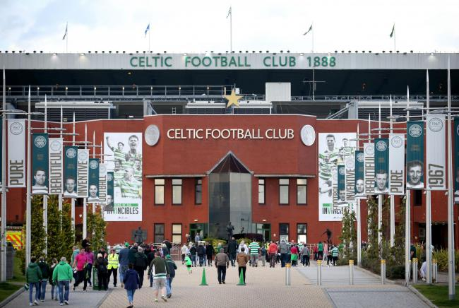 Celtic paid an average annual wage of £856,614