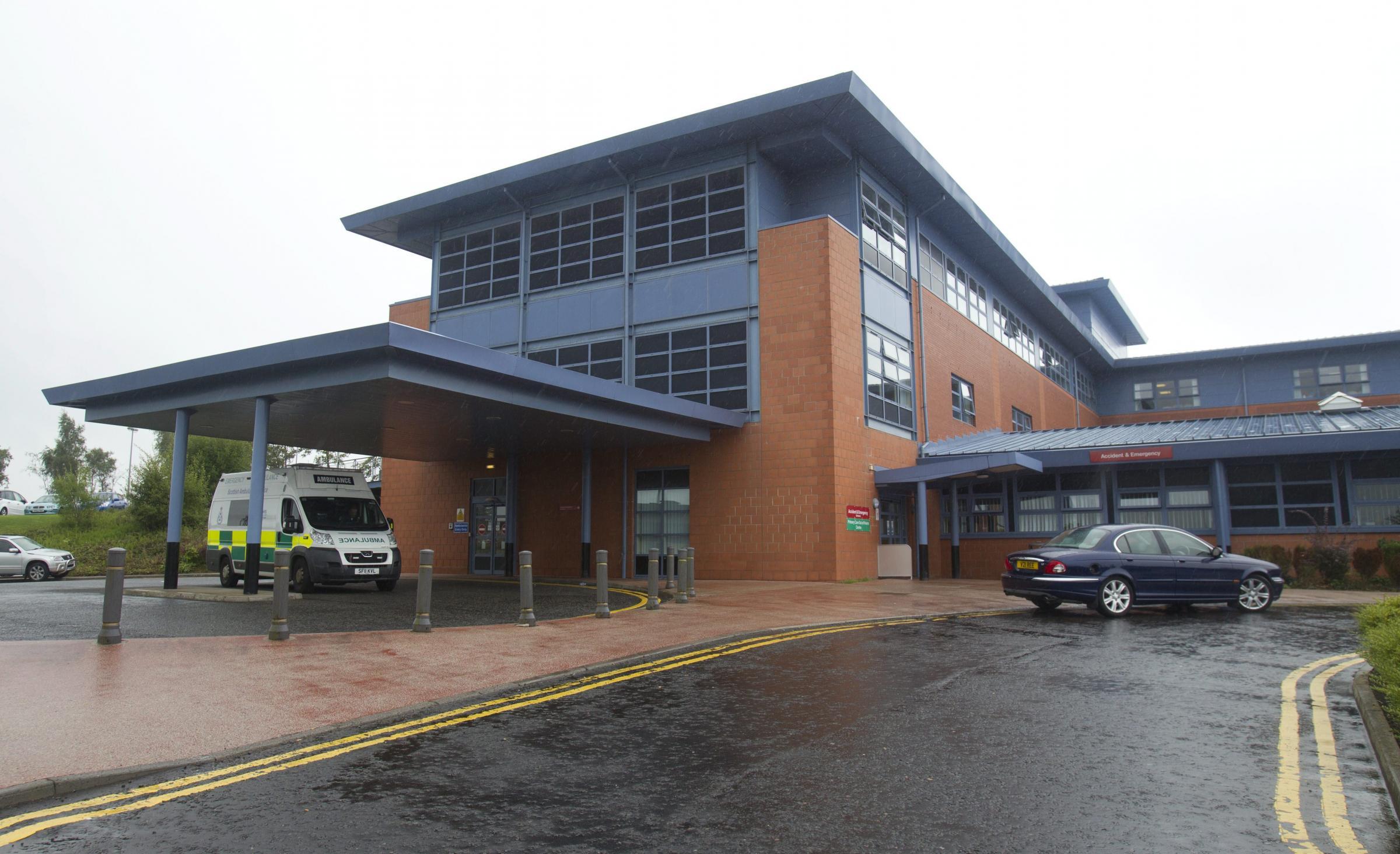 Lanarkshire health board in Covid breaking point warning