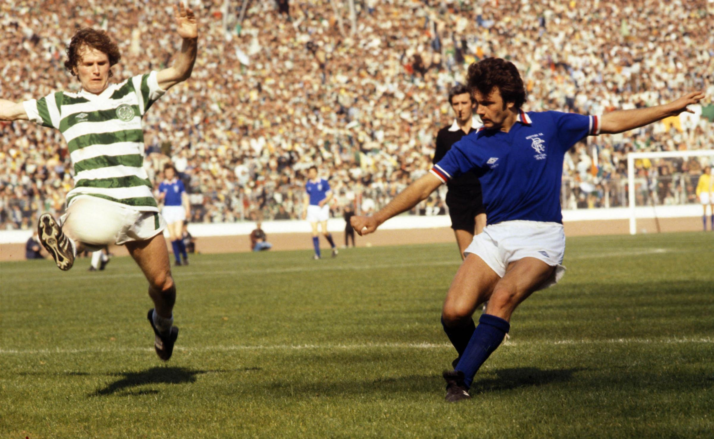 Rangers pay tribute to all-time Ibrox great Davie Cooper on what would have been 64th birthday