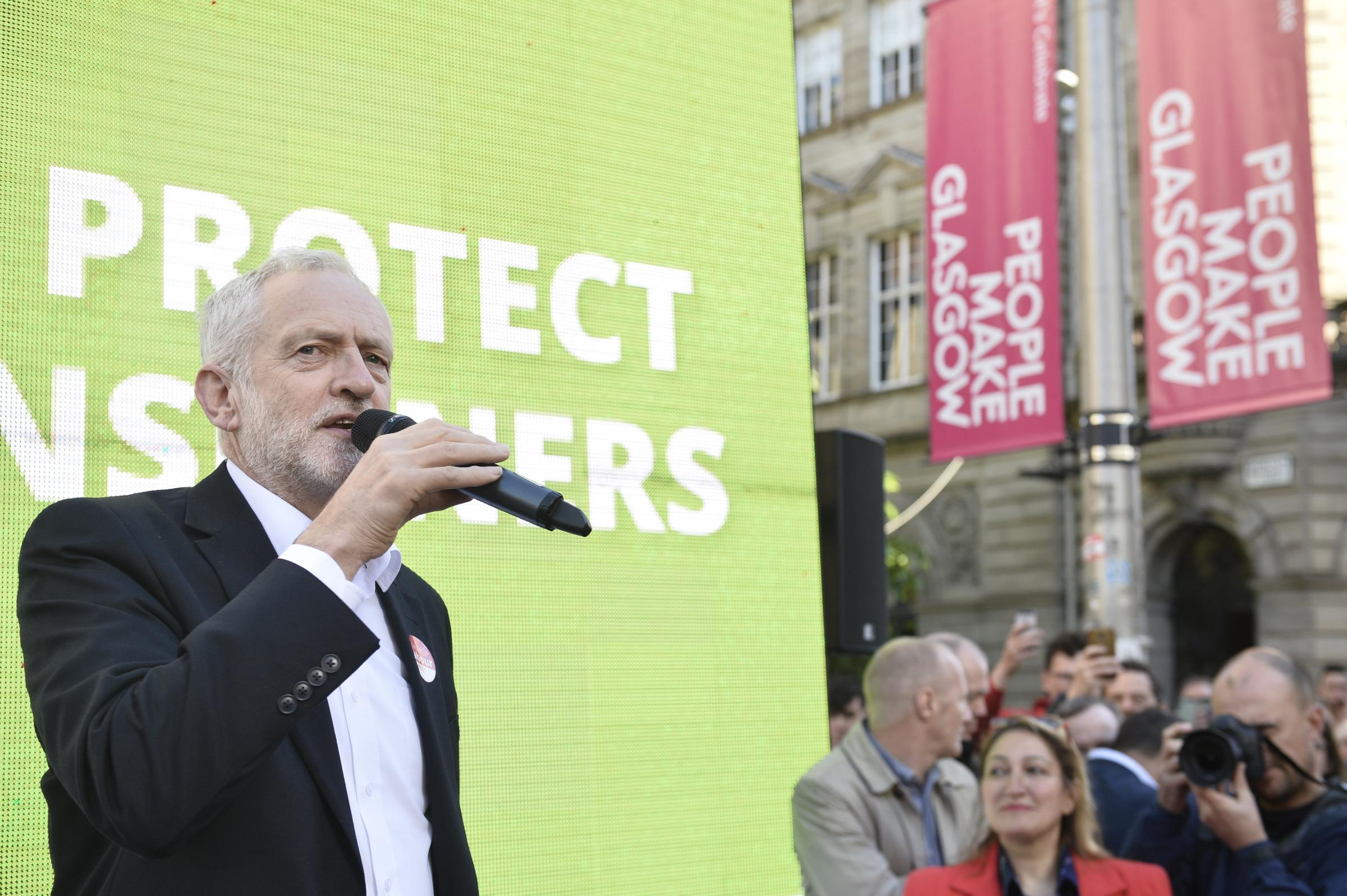 Jeremy Corbyn will visit Glasgow during COP26 in call for climate justice