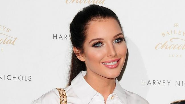 Helen Flanagan and Glasgow influencer gush over new brow lamination trend