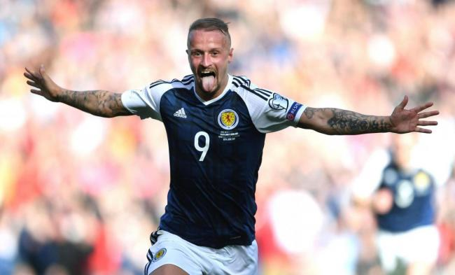 Scotland vs Russia: Celtic's Leigh Griffiths shares message of support despite missing Euro 2020 clash