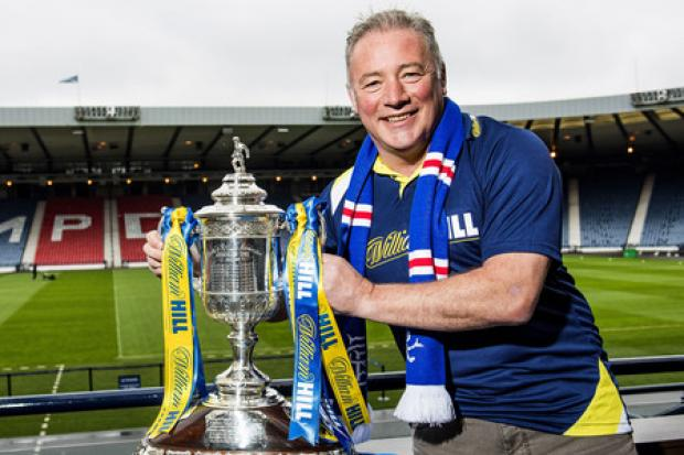 Ally McCoist and Robert Duvall to celebrate 20th anniversary of A Shot at Glory on YouTube show