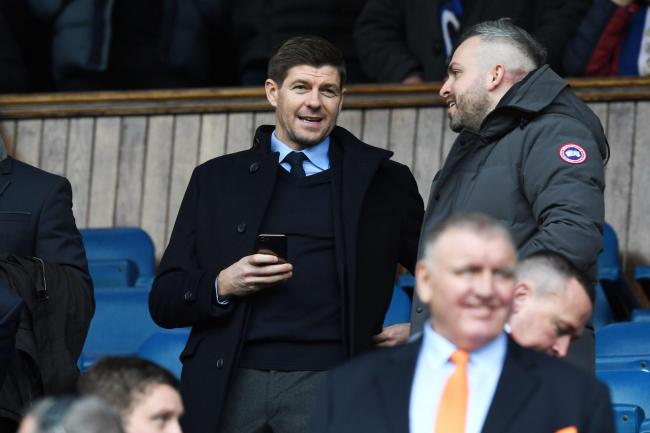 Steven Gerrard could become the next Rangers manager