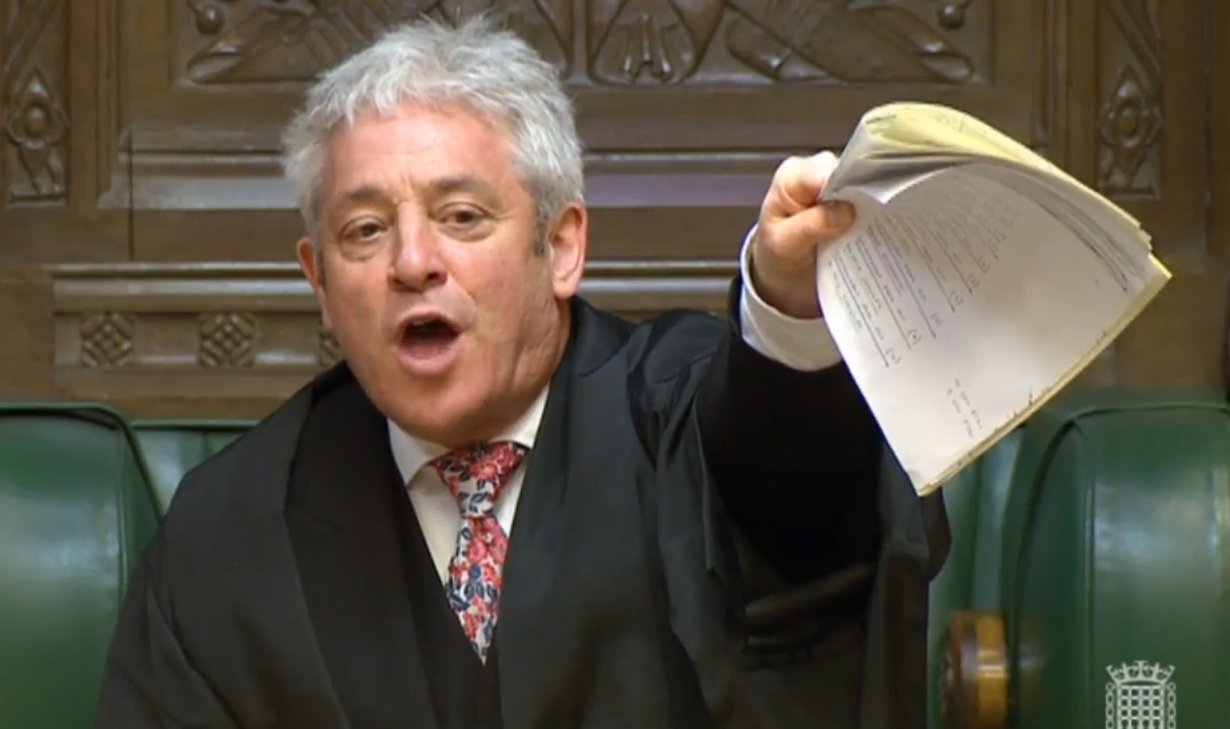 John Bercow singles out Glasgow MP for praise as he savages former Tory colleagues